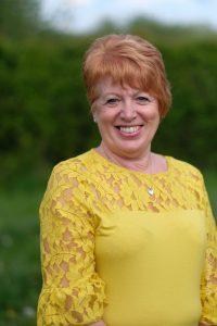 Ann Smith - Treasurer Central Counties Region