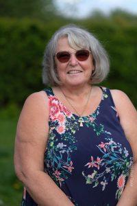 Christine Higgins - Vice Chair Central Region