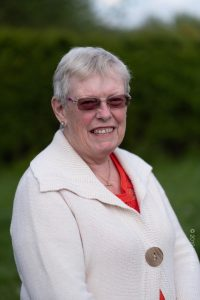 Elizabeth Stringfellow- Secretary Central Counties Region