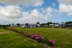 CCR Hendra Holiday Site, Cornwall.